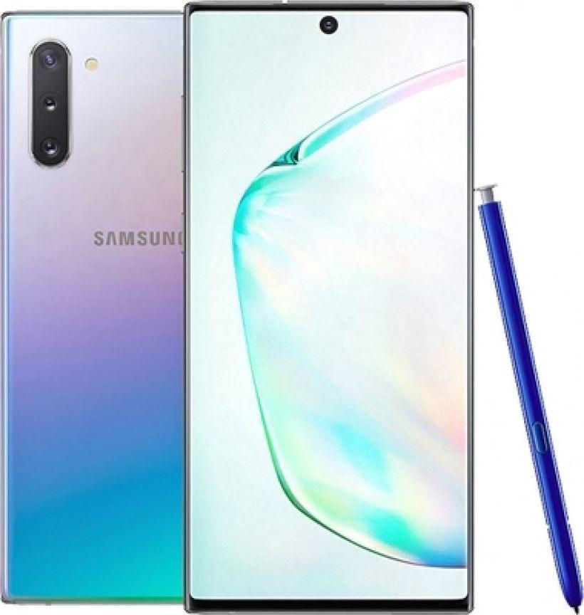 Smartfon Samsung Galaxy Note 10 256GB Dual SIM Aura Glow (SM-N970FZS) 1