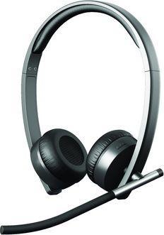 Słuchawki z mikrofonem Logitech H820e Dual  (981-000517) 1