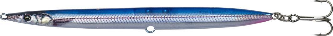Savage Gear 3D Sandeel Pencil 12,5cm 19g Blue Silver UV (63831) 1
