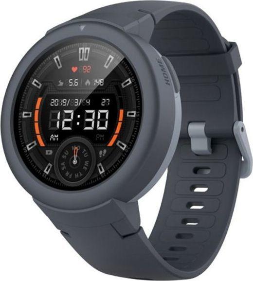Smartwatch Xiaomi Amazfit Verge Lite Szary  (Amazfit Verge Grey) 1