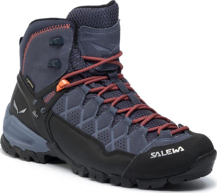 Salewa Buty męskie Ms Alp Trainer Mid Gtx Ombre BlueFluo Orange r. 42.5 (63432 3845) ID produktu: 6228297