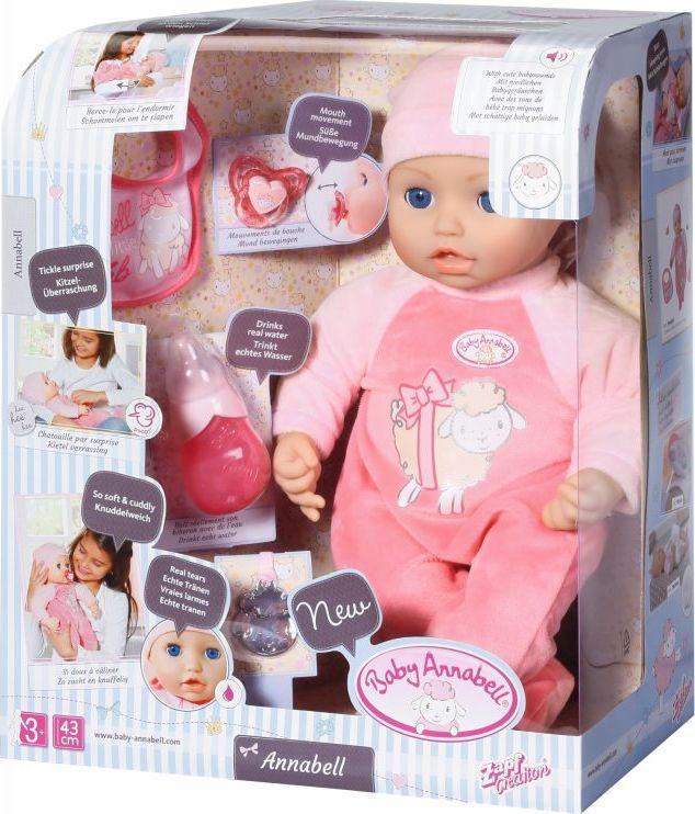 Zapf Baby Annabell® Lalka baby 43cm (794999) 1