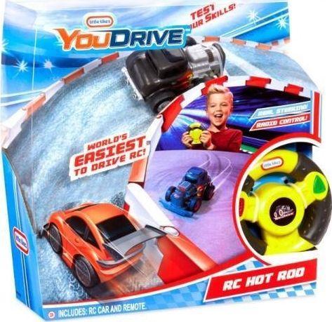 Little Tikes YouDrive Auto na radio (648403) 1