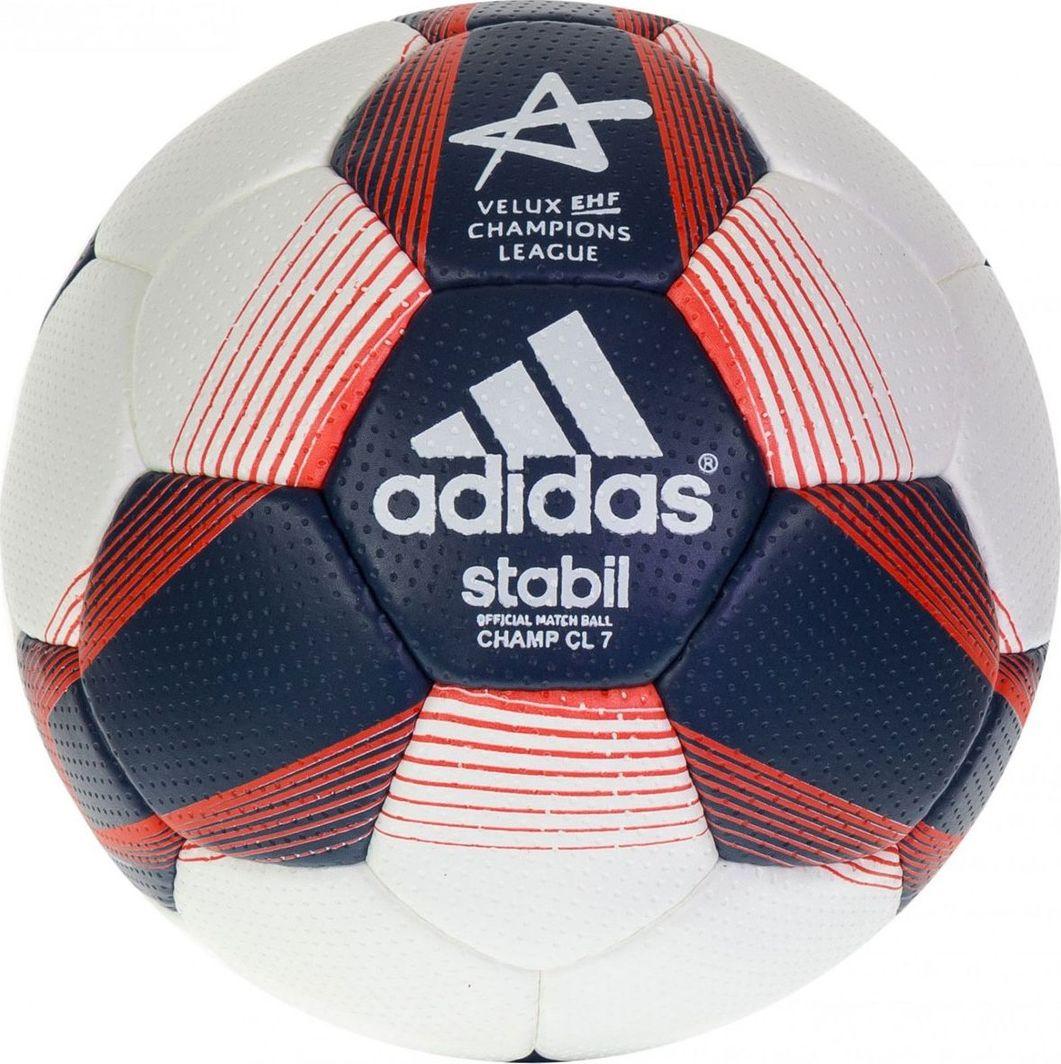 Adidas Piłka ręczna Adidas Stabil Official Match Ball CHAMP CL 7 G90188 R.3 1