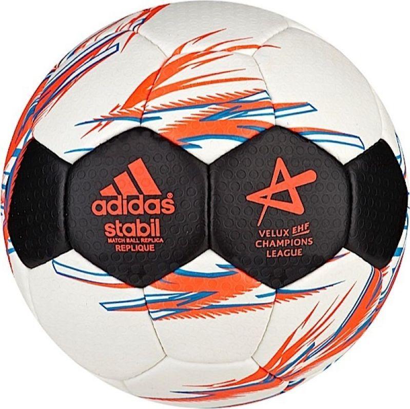 Adidas Piłka ręczna Adidas Stabil Match Ball Replique S87885 R.3 1