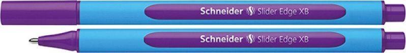 Schneider DŁUGOPIS SCHNEIDER SLIDER EDGE XB FIOLETOWY 1