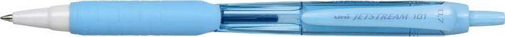 Uni Mitsubishi Pencil DŁUGOPIS UNI SXN-101 AUTOMATYCZNY OBUDOWA BŁĘKITNA WKŁAD NIEBIESKI 1