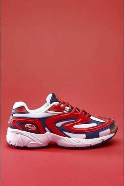 Fila Buty męskie Creator 40N Fierry Red White Estate Blue r. 40 ID produktu: 6230636
