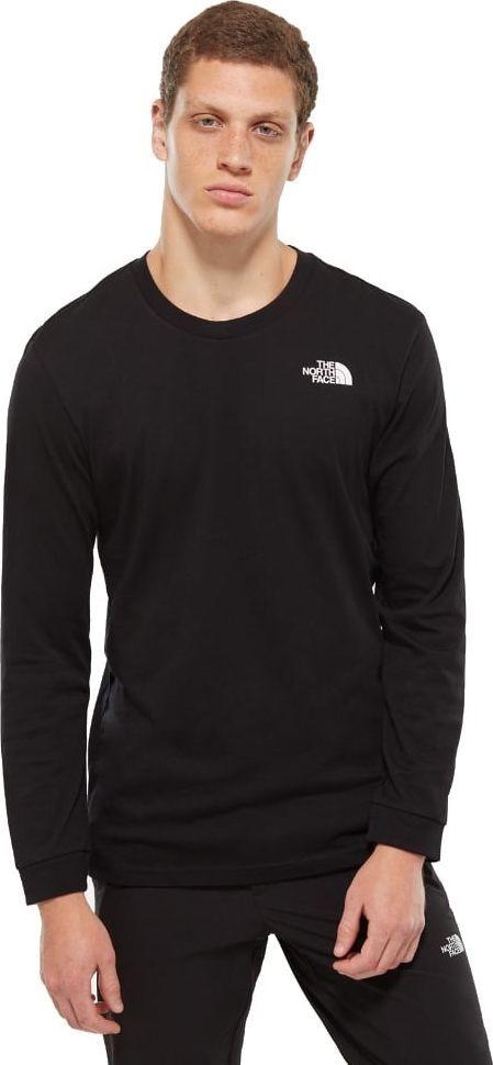 The North Face Koszulka męska Simple Dome Tee czarna r. XL (T93L3BJK3) 1