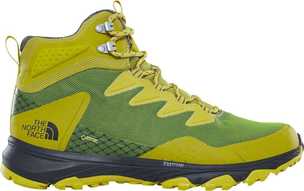 kup tanio klasyczne buty przemyślenia na temat The North Face Buty męskie Ultra Fastpack III Mid Gtx zielone r. 45  (T939IQ4NT) ID produktu: 6231937