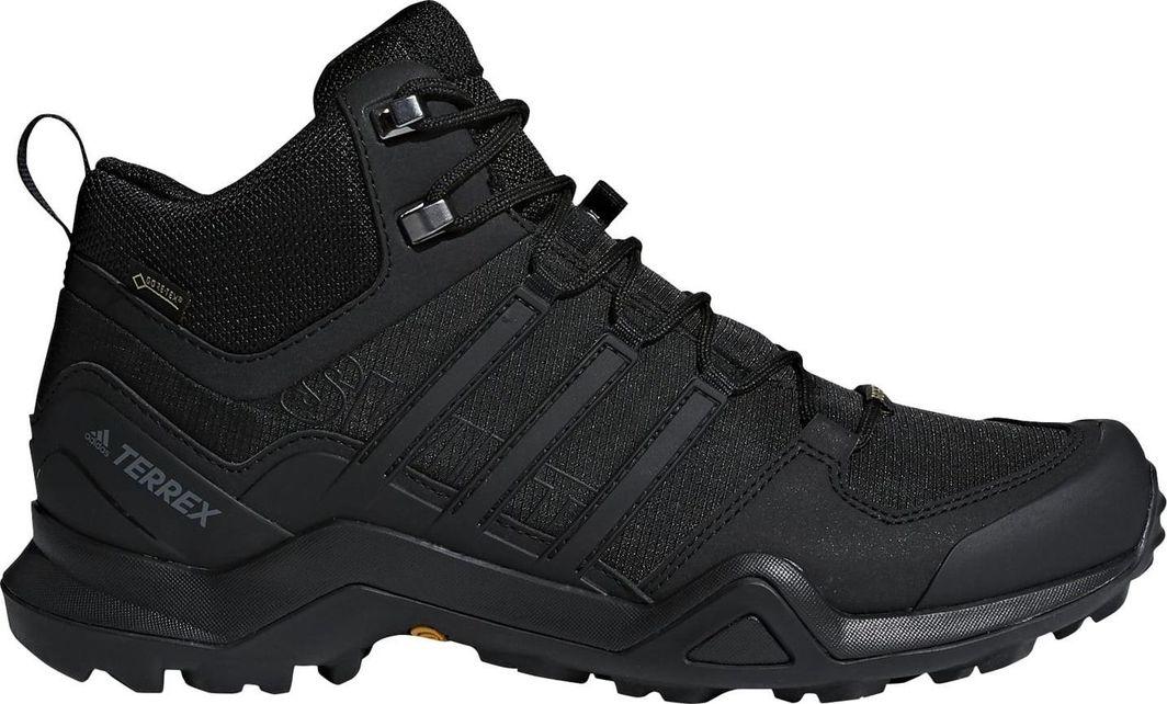 Adidas Buty męskie Terrex Swift R2 Mid Gtx czarne r. 45 1/3 (CM7500) 1