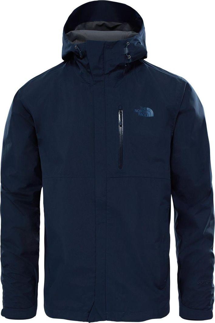 online tutaj zniżka o rozsądnej cenie The North Face Kurtka męska Dryzzle Jacket granatowa r. XL (T92VE8H2G) ID  produktu: 6232241