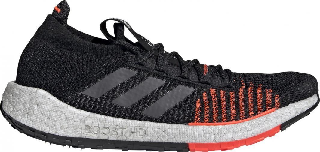 Adidas Buty męskie Pulseboost czarne r. 46 (F33909) ID produktu: 6233370