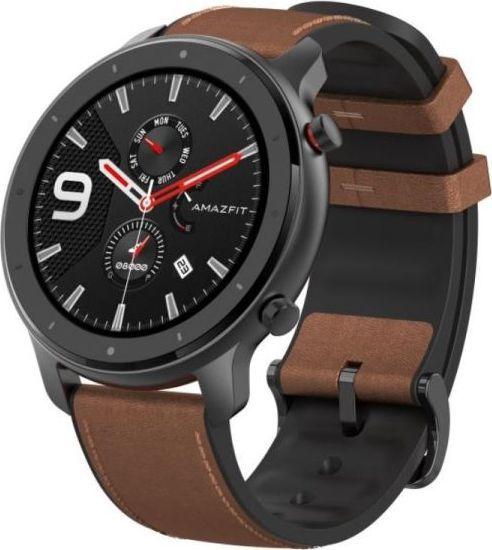 Smartwatch Xiaomi Amazfit GTR 47mm Czarno-brązowy  (A1902-AL) 1