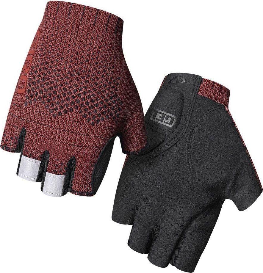 Giro Rękawiczki damskie XNETIC ROAD W krótki palec ox blood roz. L (obwód dłoni 190-204 mm / dł. dłoni 185-195 mm) 1