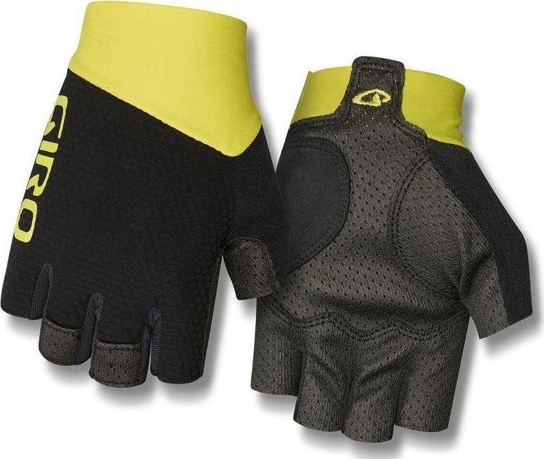 Giro Rękawiczki męskie GIRO ZERO CS krótki palec citron green roz. M (obwód dłoni 203-229 mm / dł. dłoni 181-188 mm) (NEW) 1