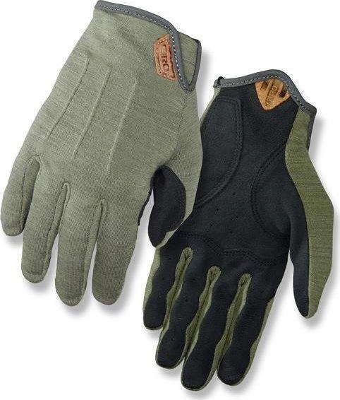 Giro Rękawiczki męskie GIRO D'WOOL długi palec mil spec olive roz. M (obwód dłoni 203-229 mm / dł. dłoni 181-188 mm) (NEW) 1