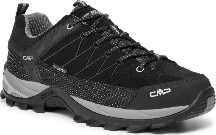 CMP Buty męskie Rigel Low czarne r. 45 (3Q13247 73UC) 1