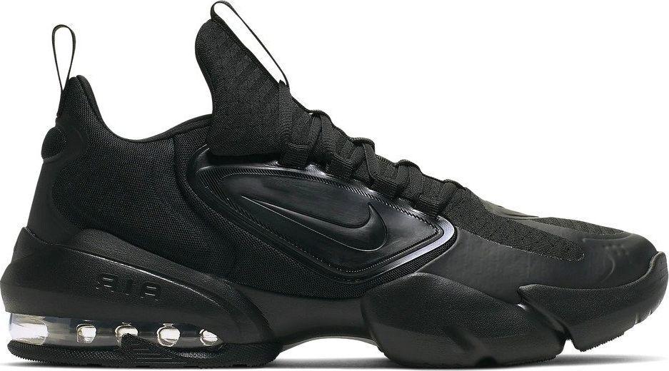 Nike Buty męskie Air Max Alpha Savage czarne r. 42.5 (AT3378 010) ID produktu: 6238561