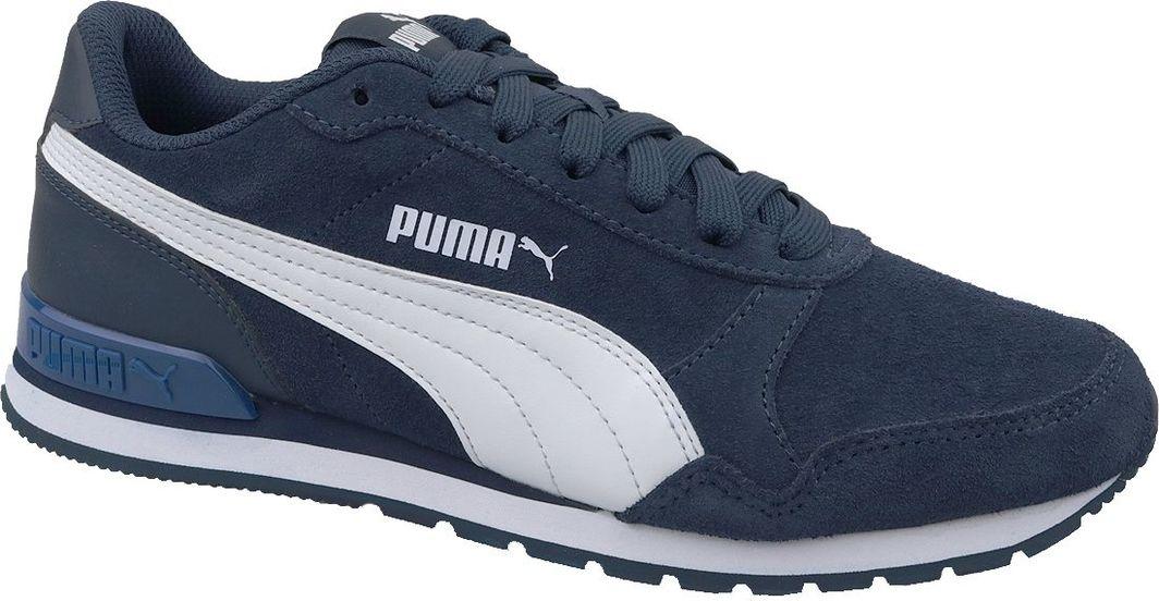 Buty Puma St Runner V2 Sd M 365279 10 granatowe