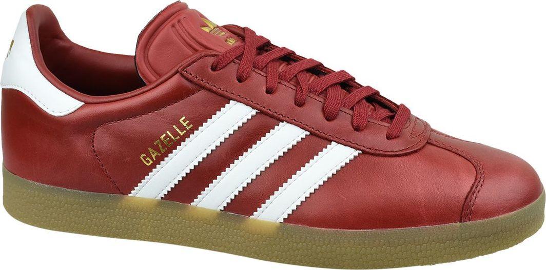 Adidas Buty damskie Gazelle czerwone r. 36 (BZ0025) ID produktu: 6239181