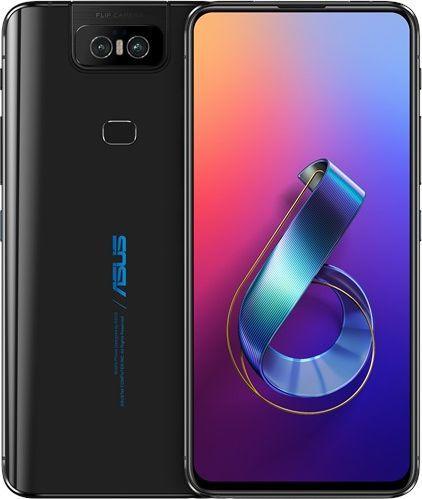 Smartfon Asus ZenFone 6 64 GB Dual SIM Czarny  (ZS630KL-2A031EU) 1