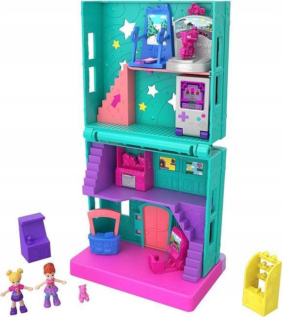 Barbie Polly Pocket Pollyville Arcade (GXP-693552) 1
