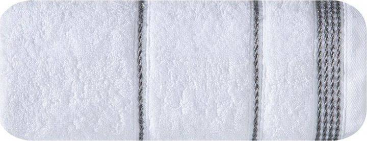 Eurofirany Ręcznik Frotte Bawełniany Mira 01 500 g/m2 30x50 1