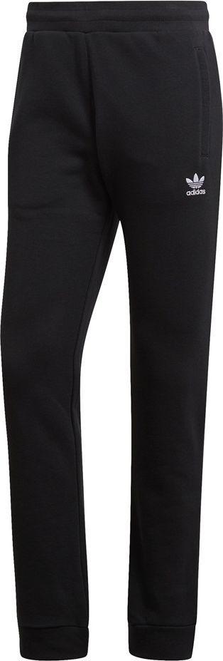 Adidas Spodnie męskie Trefoil Pant czarne r. M (DV1574) 1