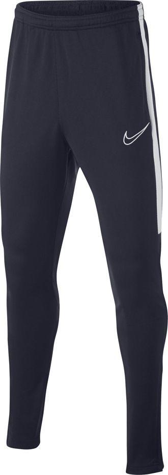 Nike Spodnie dla dzieci Nike B Dry Academy granatowe AO0745 451 XS 1