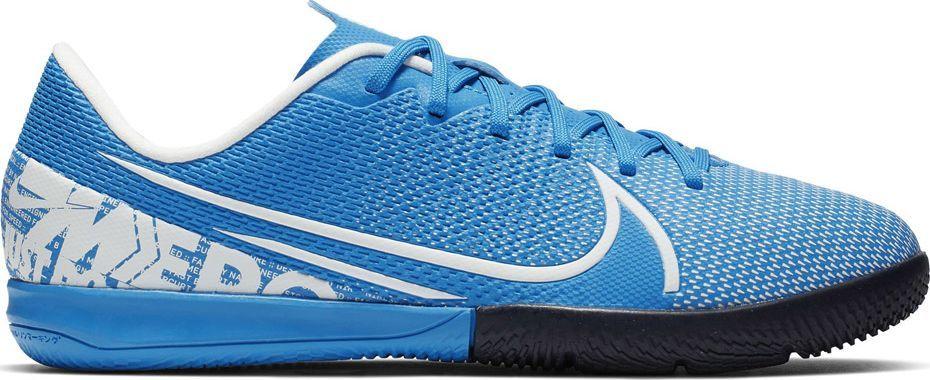 Nike Buty piłkarskie Nike Mercurial Vapor 13 Academy IC Junior AT8137 414 37,5 1