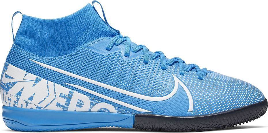 Nike Nike JR Superfly 7 Academy IC 414 : Rozmiar - 38 (AT8135-414) - 15996_180422 1
