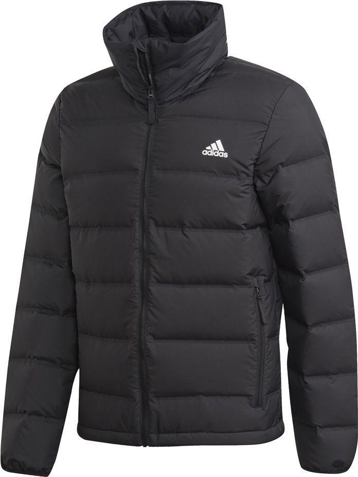 Adidas Kurtka męska Helionic 3S JKT czarna r. S (DZ1443) ID produktu: 6248904