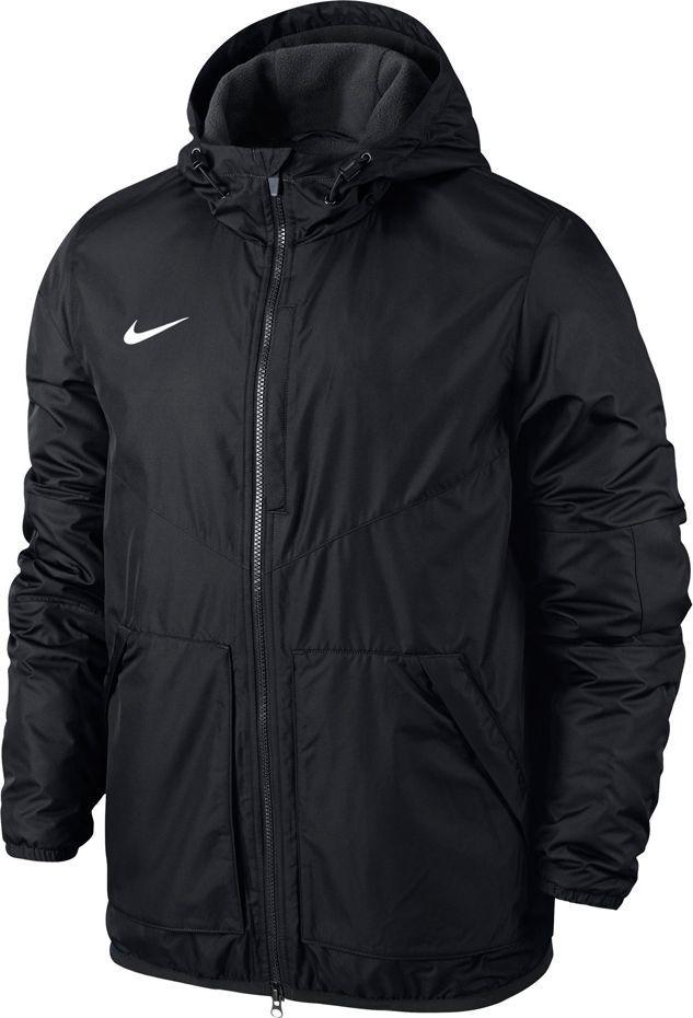 Nike Kurtka dla dzieci Nike Team Fall Jacket Junior czarna 645905 010 M ID produktu: 6248948