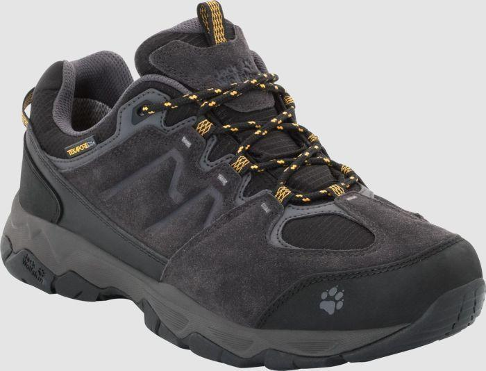 Jack Wolfskin Buty męskie Mtn Attack 6 Texapore Low M burly yellow r. 40.5 (4017582 3800) ID produktu: 6250673