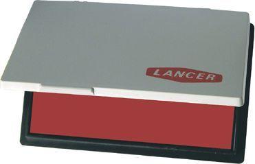 Darx Poduszka do stempli Lancer nr 2 czerwona 117x70 1