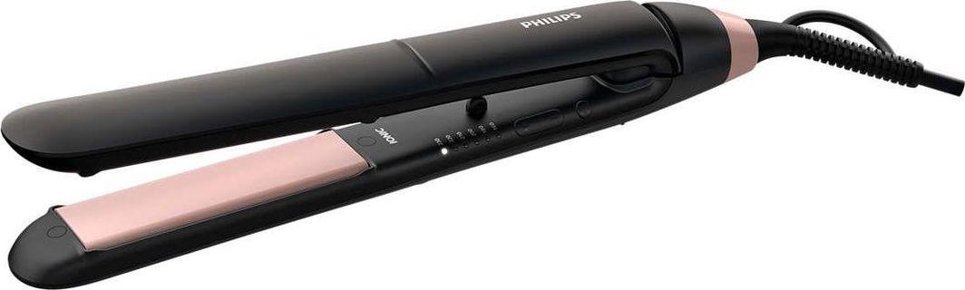 Philips Prostownica do włosów Philips StraightCare Essential BHS378/00 (50W; kolor czarny) 1
