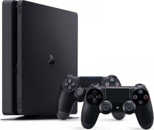 Sony Playstation 4 Slim 500GB + 2xDualShock 1