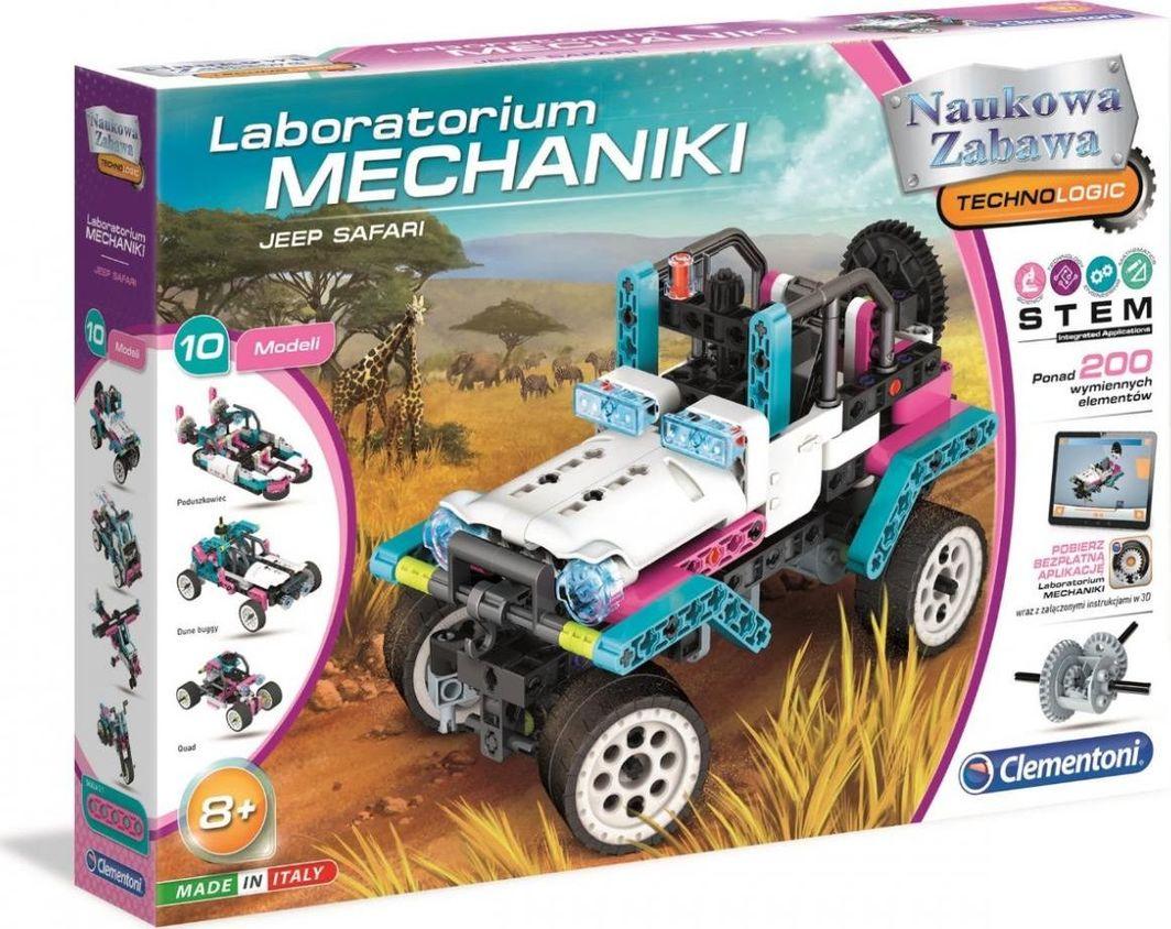 Clementoni Laboratorium Mechaniki - Jeep Safari 1