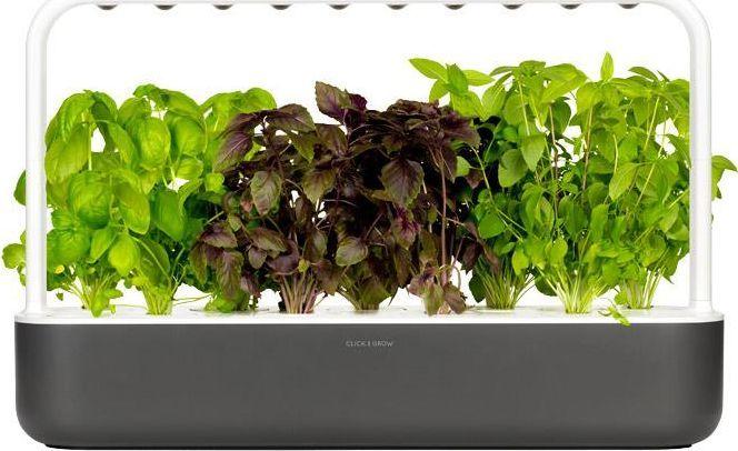 Click And Grow Click&Grow Inteligentna doniczka Smart Garden 9 Dark Grey 1