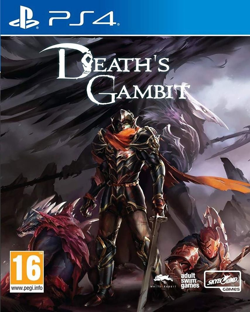 Gra Death's Gambit (wersja BOX; Blu-ray; ENG; od 16 lat) PS4 1