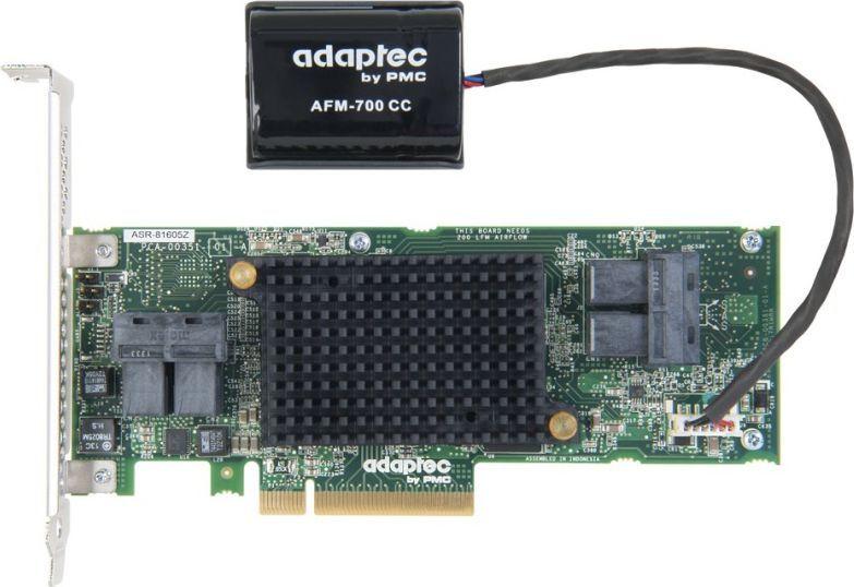 Kontroler Adaptec 81605ZQ Single (2281600-R) 1