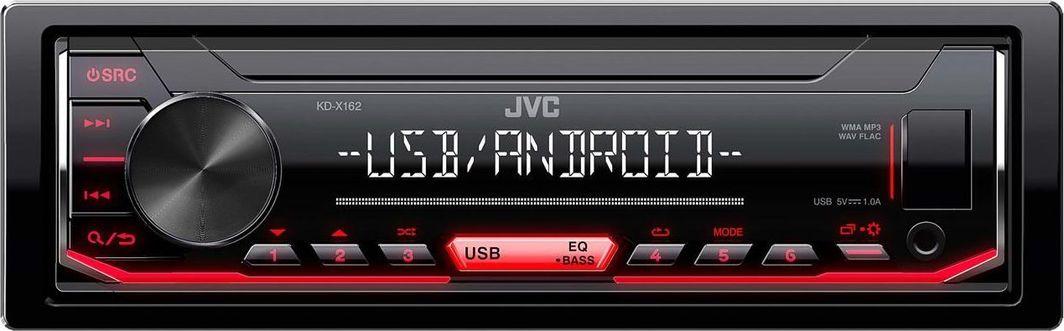 Radio samochodowe JVC KD-X162 1