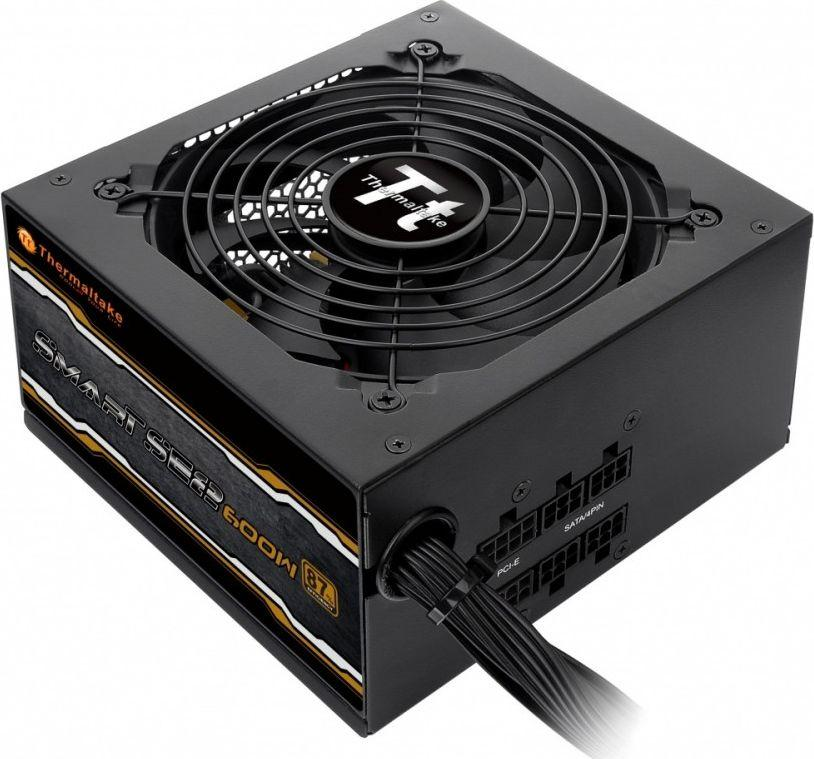 Zasilacz Thermaltake Smart SE2 600 (PS-SPS-0600MNSAWE-1) 1