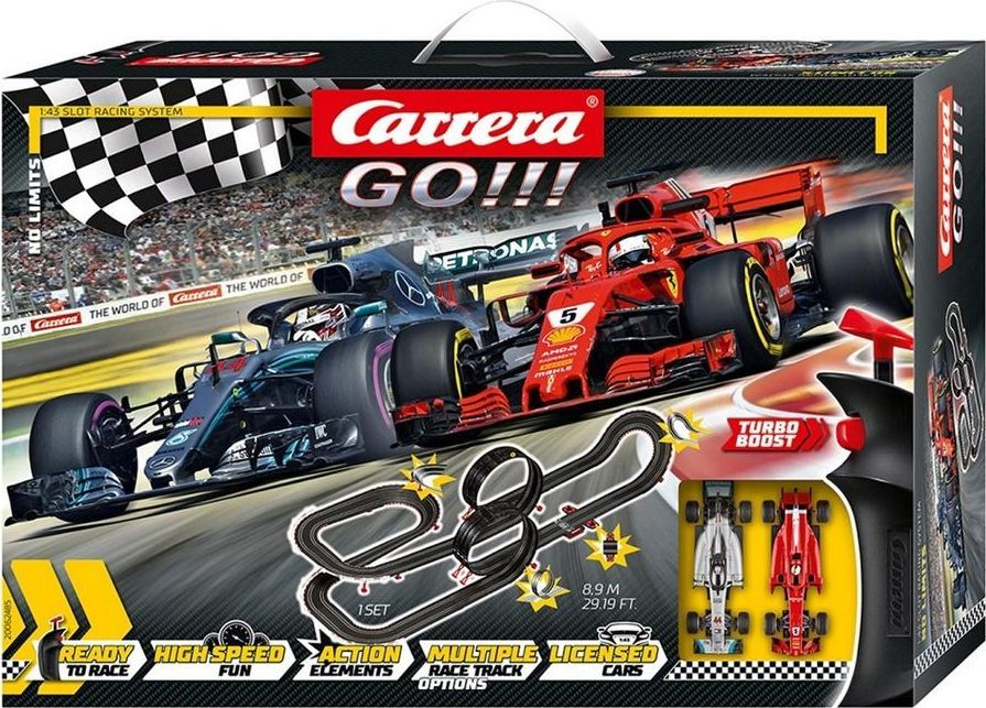 Carrera GO! No Limits 8,9m (62485) 1