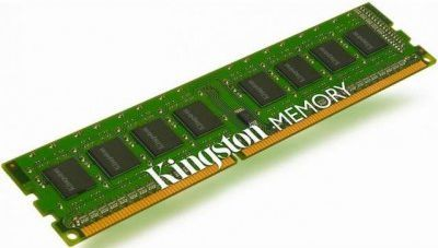 Pamięć Kingston DDR3, 2 GB, 1600MHz, CL11 (KVR16N11S6/2) 1