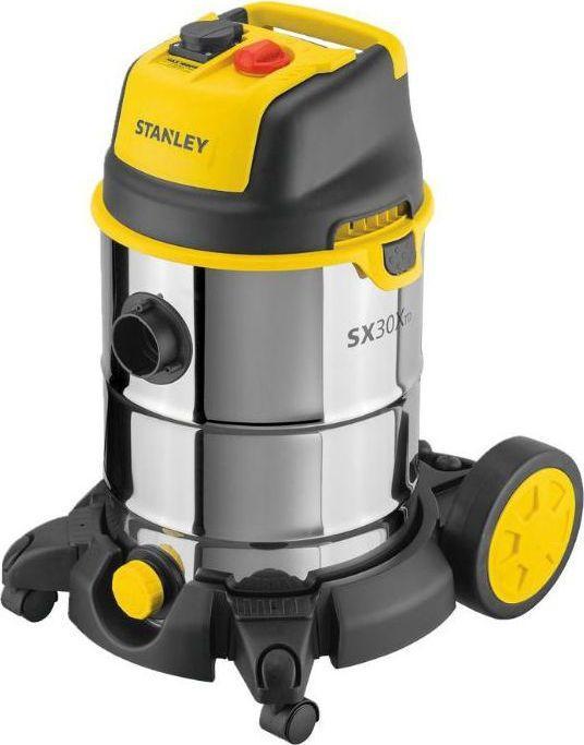 Stanley Odkurzacz przemysłowy Wet&Dry 1600W 30L (SXVC30XTDE) 1