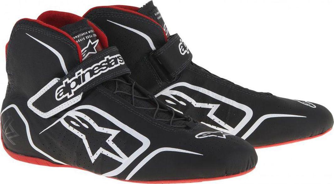 Alpinestars Buty Alpinestars TECH 1-Z czarno/biało/czerwone (homologacja FIA) 40 1