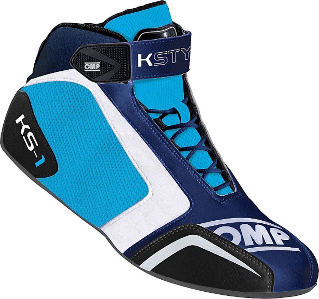 OMP Racing Buty OMP KS-1 MY16 niebiesko/czarne 41 1