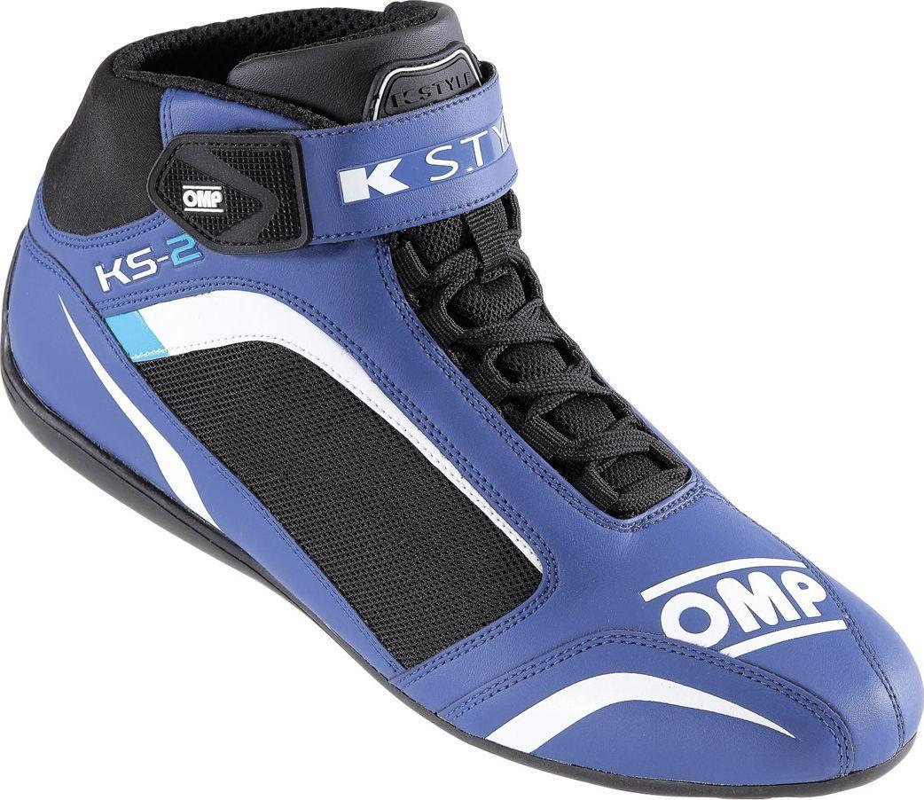 OMP Racing Buty OMP KS-2 niebieskie 40 1